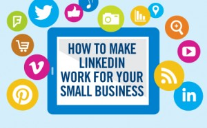 linked in for small biz